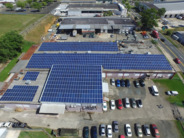 American Tools Bayamón Decentralized D/C Optimized Project (310 KW)
